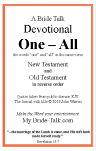 ONE - ALL devotional | eBooks | Religion and Spirituality