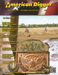 american digger vol 15, issue 6