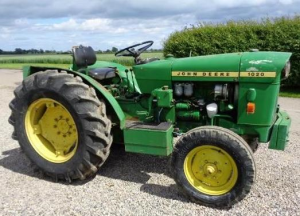 john deere 1020, 1120, 1630 tractors technical service manual (tm4286)
