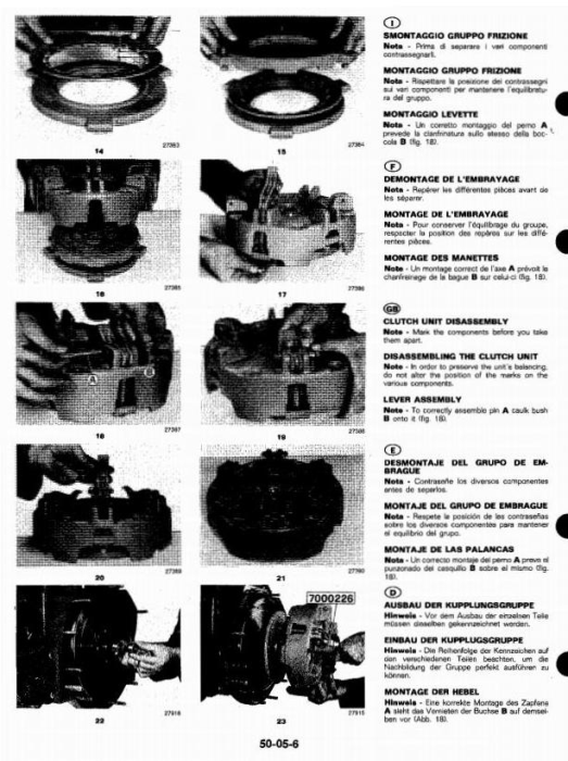 Second Additional product image for - John Deere 1445F, 1745F, 1845F, 2345F Tractors Technical Service Manual (tm4481)