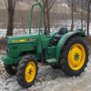 John Deere 1445F, 1745F, 1845F, 2345F Tractors Technical Service Manual (tm4481) | Documents and Forms | Manuals