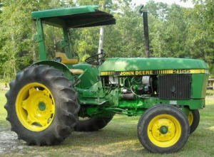 john deere 2355, 2555 tractors (sn. from 730 000 l) operators manual (oml64483)