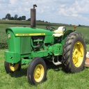 John Deere 2020 Tractors (SN. from 117500) Technical Service Manual (tm1044)   Documents and Forms   Manuals