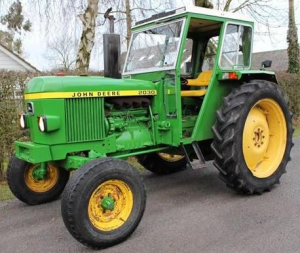 john deere 2030 utility tractor technical service manual (tm1051)