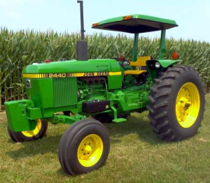 john deere 2440, 2640 tractors (sn. 341000-) all inclusive technical service manual (tm1219)