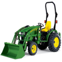 John Deere Compact Utility Tractors 2027R and 2032R Technical Service Manual (TM127119) | Documents and Forms | Manuals