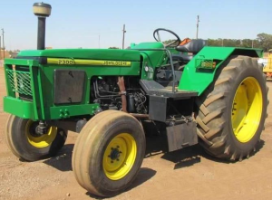 john deere 2000, 2100, 2200, 2300, 2400 tractors technical service manual (tm1563)