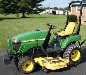 John Deere 2305 Compact Utility Tractors (SN. 120001-) Technical Service Manual (tm2289) | Documents and Forms | Manuals