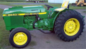 John Deere 2240 Utility Tractors Technical Service Manual (tm4301) | Documents and Forms | Manuals