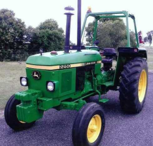 john deere 2250, 2450, 2650, 2650n and 2850 tractors service repair technical manual (tm4440)