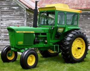 John Deere 4320 Tractors Diagnostic and Repair Technical Service Manual (tm1029) | Documents and Forms | Manuals