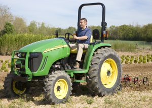 john deere 4520, 4720 compact utility tractors w/o cab (sn. 650001-) technical service manual (tm105119)