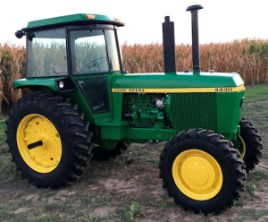 John Deere 4430 (SN.033109-), 4630 (SN.011717-) Row Crop Tractors Technical Service Manual (tm1172) | Documents and Forms | Manuals