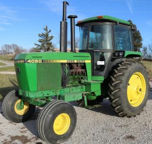 john deere 4050, 4250, 4450 tractors all inclusive technical service manual (tm1353)
