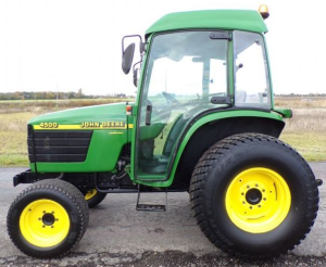 john deere 4500, 4600, 4700 compact utility tractors all inclusive technical service manual (tm1679)
