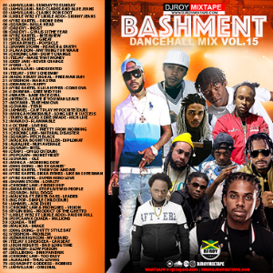 Dj Roy Bashment Dancehall Mix Vol.15 2019 | Music | Reggae