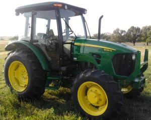 john deere 5065m, 5075m, 5085m, 5095m, 5105m, 5105ml & 5095mh tractors repair service manual (tm102619)