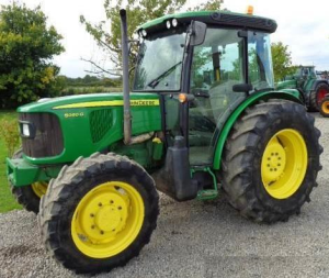 John Deere Tractors 5080G, 5090G/GH, 5075GL/GF/GV/GN, 5085GL/GF/GV/GN, 5100GF, 5100GN Diagnostic TM406319 | Documents and Forms | Manuals