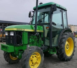 John Deere 5300N, 5400N, 5500N Tractors Diagnosis and Repair Technical Service Manual (tm4598) | Documents and Forms | Manuals