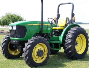 John Deere Tractors 5425, 5425HC, 5425N, 5625, 5625HC, 5725, 5725N Service Repair Technical Manual TM6032 | Documents and Forms | Manuals