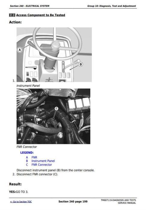 Second Additional product image for - John Deere Tractors 5050E, 5055E, 5060E, 5065E, 5075E, 5210, 5310 All Inclusive Technical Manual TM900619