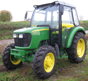 john deere tractors 5055e, 5065e & 5075e (europe) technical repair service manual (tm901319)