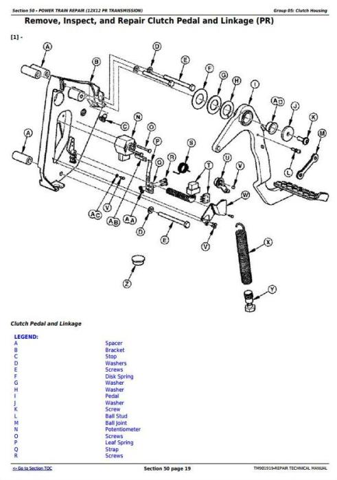 Third Additional product image for - John Deere 5055E, 5060E, 5065E & 5075E (Asia, India) Tractors Service Repair Manual (TM901919)
