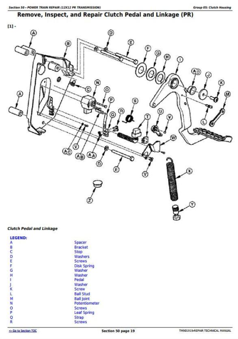 Third Additional product image for - John Deere 5055E, 5060E, 5065E & 5075E (Asia, India) Tractors Service Repair Manual (TM901919)