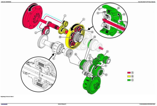 Fourth Additional product image for - John Deere 7200R, 7215R, 7230R, 7260R, 7280R Tractors Diagnosis and Tests Service Manual (TM110019)