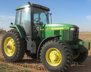 john deere 7610, 7710, 7810 2wd or mfwd tractors service repair technical manual (tm1651)