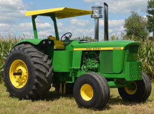 john deere 6030 row-crop tractor technical service manual (tm1052)