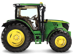 john deere tractors 6105r, 6115r, 6125r, 6130r (worldwide) service repair technical manual (tm404519)