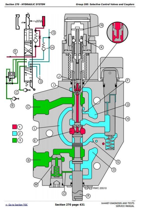Diagram  John Deere 6800 6900 Tractor Pdf Manual Wiring