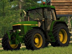 john deere tractors 6810, 6910, and 6910s service repair technical manual (tm4566)