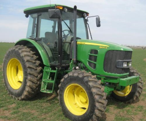 john deere tractors 6100d, 6110d, 6115d, 6125d, 6130d, 6140d diagnostic & tests service manual (tm605119)