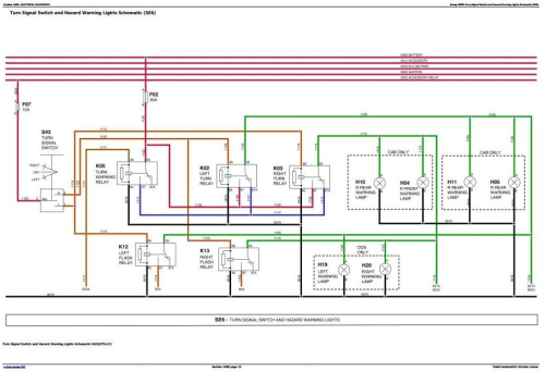 Fourth Additional product image for - John Deere 6100D, 6110D, 6115D, 6125D, 6130D Tractors Diagnosis and Tests Service Manual (TM608719)