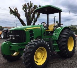 john deere tractors 6415, 6615, 6110e, 6125e (south america) service repair technical manual (tm800419)
