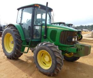 john deere tractors 6415 and 6615 (south america) service repair technical manual (tm8130)