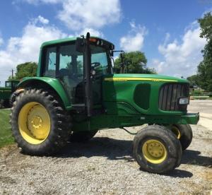 john deere 7220, 7320, 7420, 7420 hi-crop, 7520 2-wheel drive tractors service repair manual (tm2070)