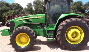 john deere 7715, 7815 tractors (sn. from 070001) service repair technical manual (tm2190)