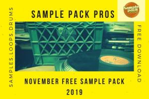 Nov 2019 Free Sample Pack | Music | Soundbanks