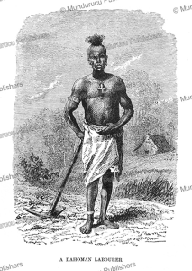 Dahomey labourer, J.A. Skertchly, 1874 | Photos and Images | Travel