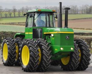 john deere 8430, 8630 4wd articulated tractors technical service manual (tm1143)
