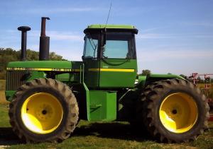 john deere 8440, 8460 4wd articulated tractors diagnostic and repair technical service manual (tm1199)
