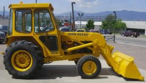 john deere 401d utility construction tractor / backhoe loader technical service manual (tm1271)