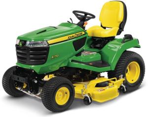 john deere x710, x730, x734, x738, x739 signature series tractors (sn.-040000) technical manual tm122719
