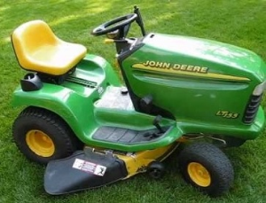 john deere lt133, lt155, lt166 riding lawn tractors diagnostic and repair technical service manual tm1695