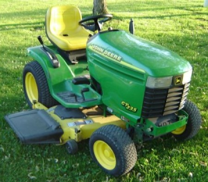 john deere gt225, gt235, gt235e, gt245 l&g lawn and garden tractors technical service manual (tm1756)