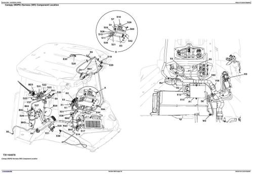 John Deere 310J Backhoe Loader (SN: 159760-) Diagnostic