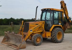 john deere 300d, 310d backhoe loaders 315d side shift loader service repair technical manual (tm1497)